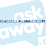 Tip of the week: Language Errors
